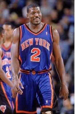Larry Johnson Knicks College Basketball Basketball