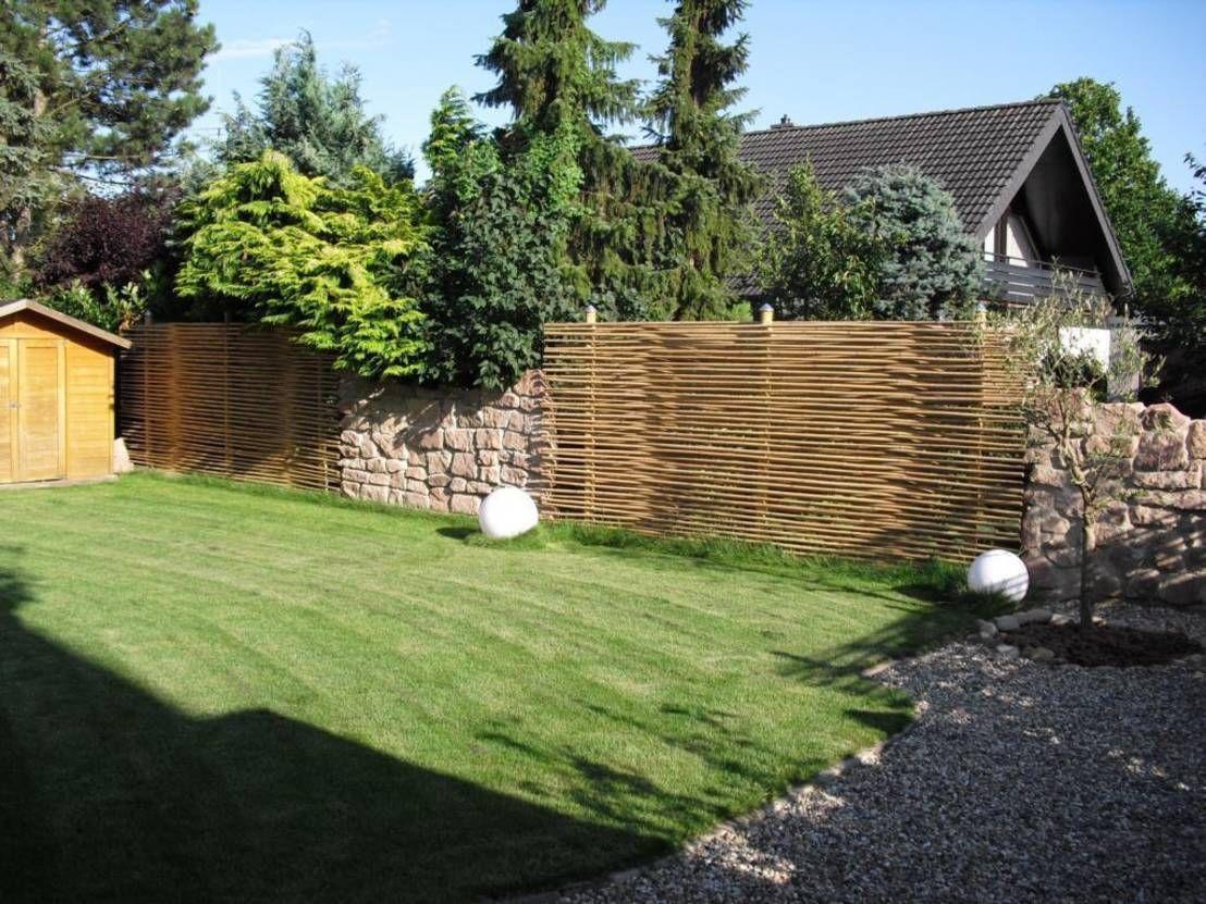 Spettacolari recinzioni per il proprio giardino