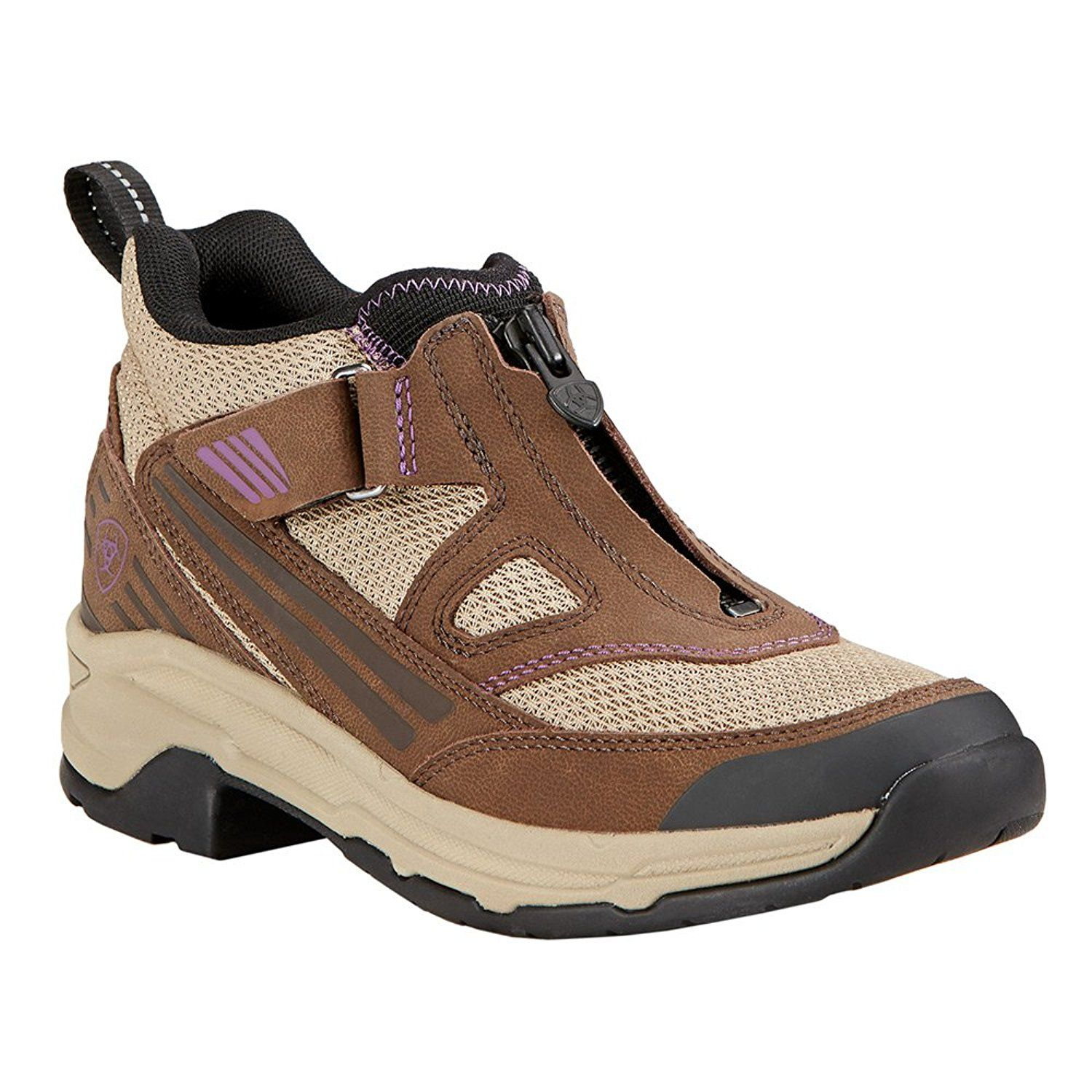 Ariat Women's Maxtrak Ul Zip Hiking Shoe ** Check out this great image :  Hiking