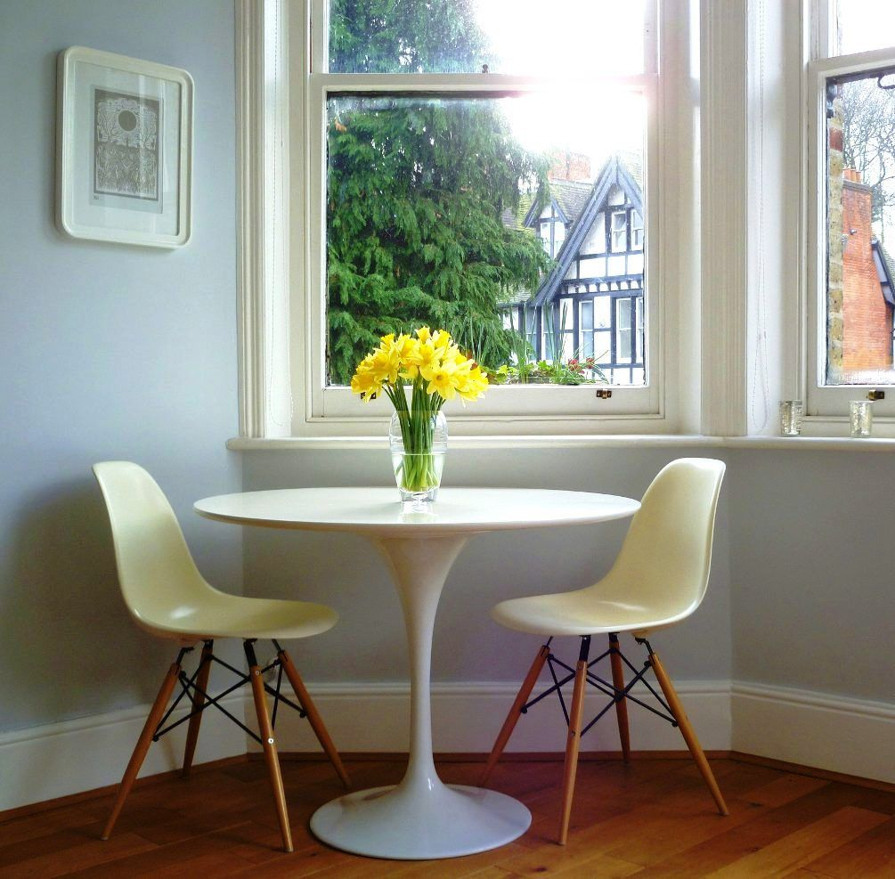 Explore Tulip Table, Charles Eames, and more!
