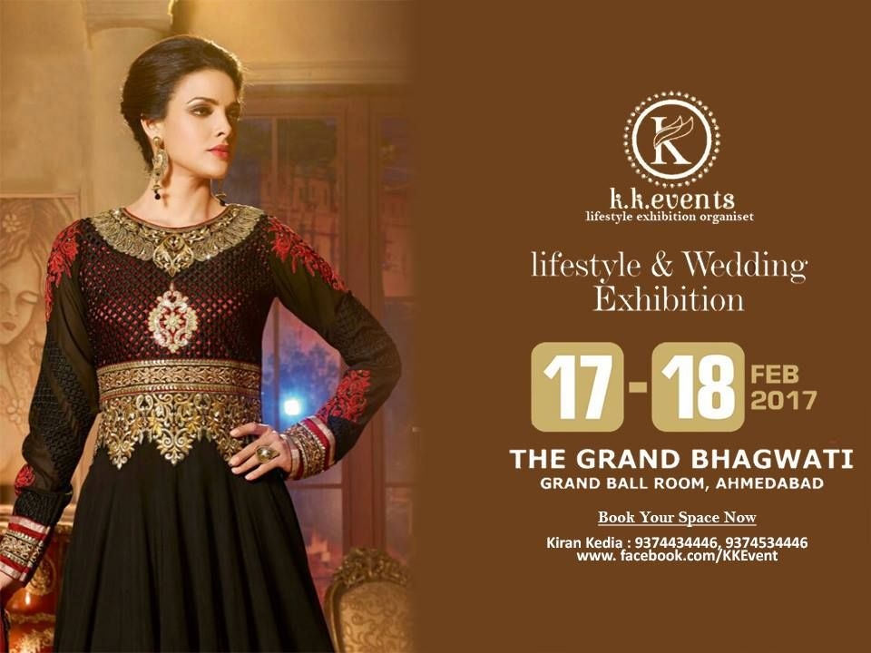 314a98bd2951 #KKEvents - #Lifestyle & #wedding expo is here Book stalls now. Date:  17-18th February 2017 Time: 10 am to 8:30 pm Venue: The Grand Ballroom, ...
