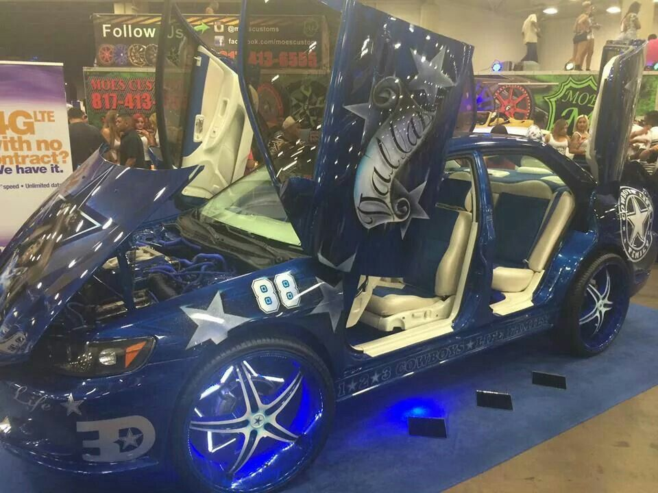 Great Dez Car Dallas Cowboys Dallas Cowboys Football
