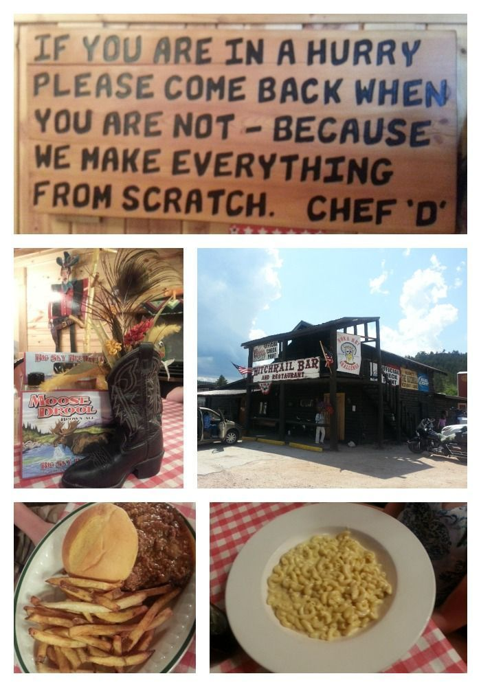 For the best food in the Black HIlls head to the small town of Pringle. You'll be impressed! HOT SPRINGS, SOUTH DAKOTA  THE SOUTHERN GATEWAY TO THE BLACK HILLS | Go RVing