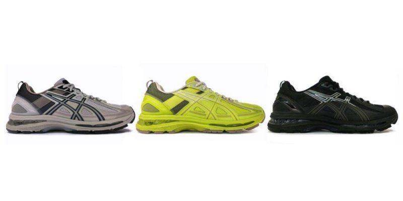 Asics x Kiko Kostadinov Gel-Burz 1 Review | Sneakers, Asics, Asics