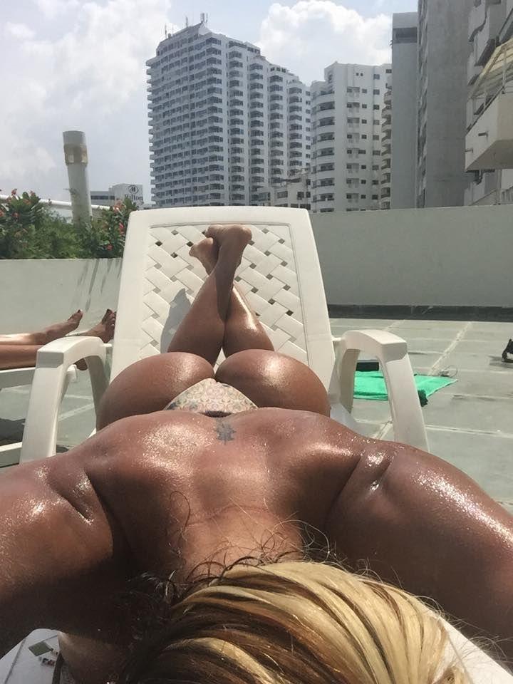 Ebony ass blog