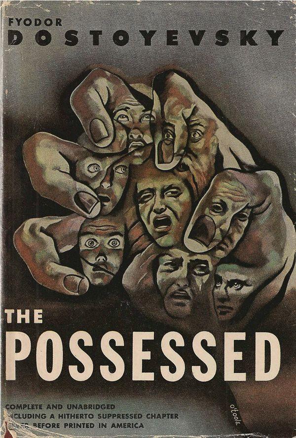 The Possessed By Fyodor Dostoevsky Dostoyevsky