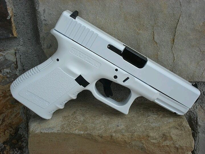 Glock With A Duracoat Application Guns And Ammo Pinterest