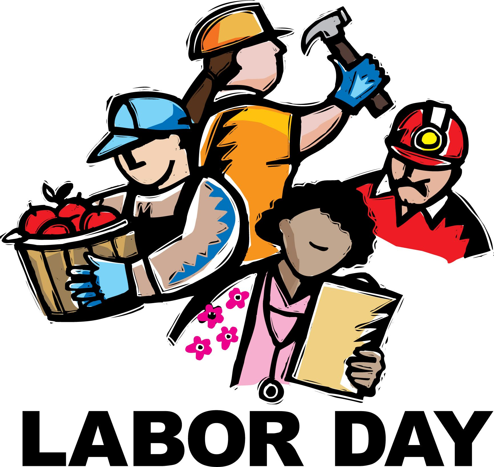 Free Labor Day activities that you can add to your roadschooling