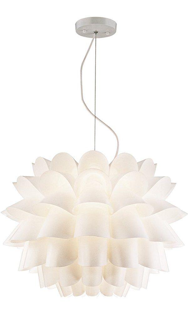 Possini Euro Design White Flower Pendant Chandelier Best Price With Images Pendant Chandelier Possini Euro Design Contemporary Pendant Lights