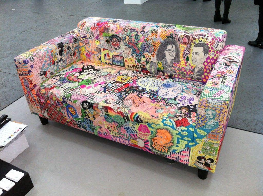 Musings By J Roaman Art Furniture Graffiti Furniture Funky Painted Furniture