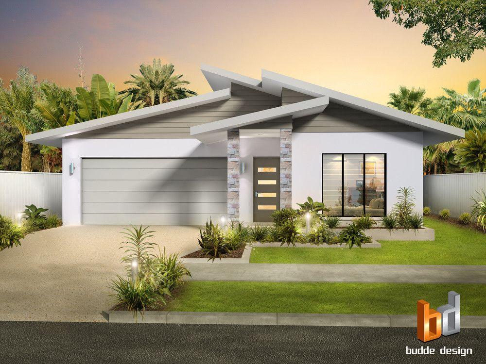 3d External Artist Impression For A Building Company In Darwin Nt Modern House Facades Facade House House Exterior