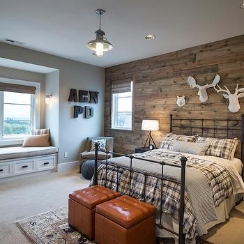 Cabin Style Kids Room Kids Pinterest Kids rooms, Cabin and Room