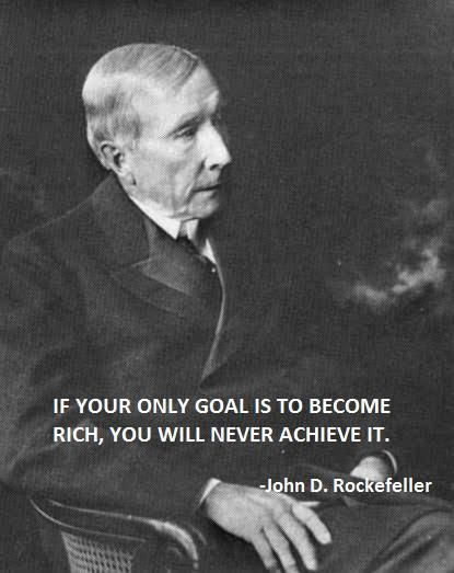 John Rockefeller Quote Google Search Frases Pinterest Quotes