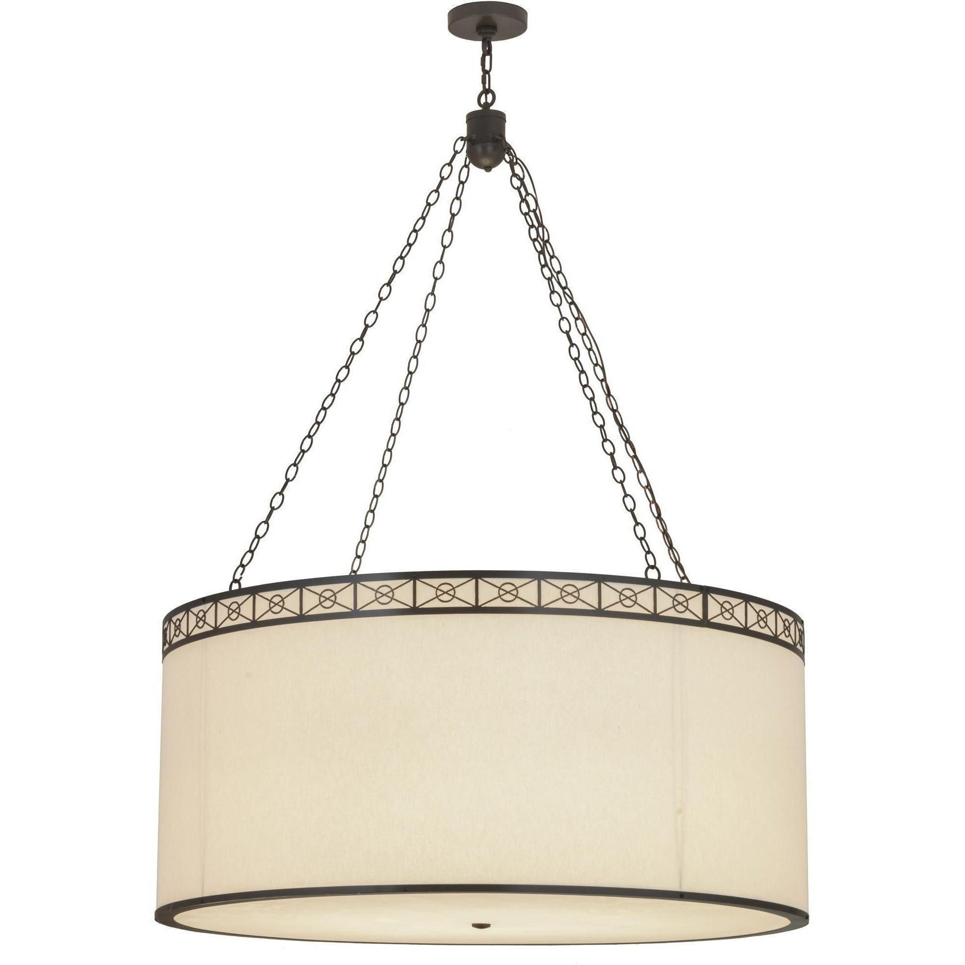 inch w cilindro circle x textrene pendant pendants and products