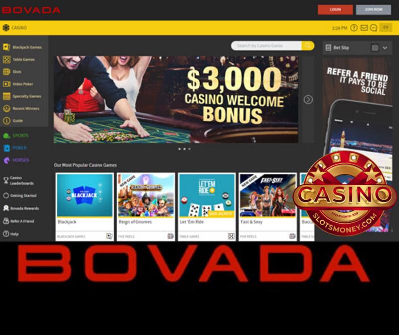 Bovada Casino Poker Sportsbook Review No Deposit Bonus