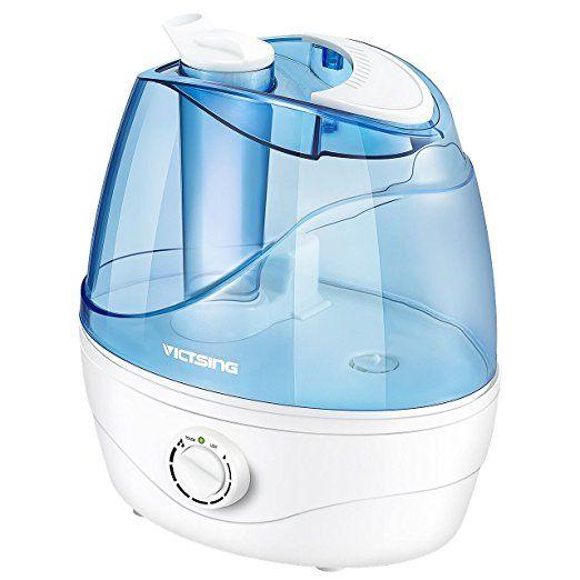 VicTsing Cool Mist Humidifier, Ultrasonic Humidifiers For
