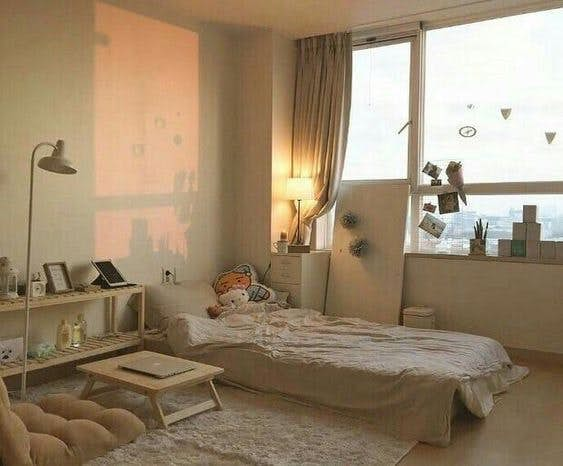 10 Easy Steps To Get A Cosy Korean-Style Bedroom | GirlStyle Singapore