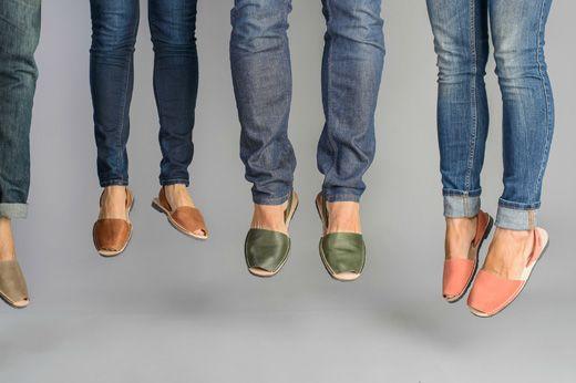 41dd052ba82 Avarcas USA - Women s Spanish leather sandals