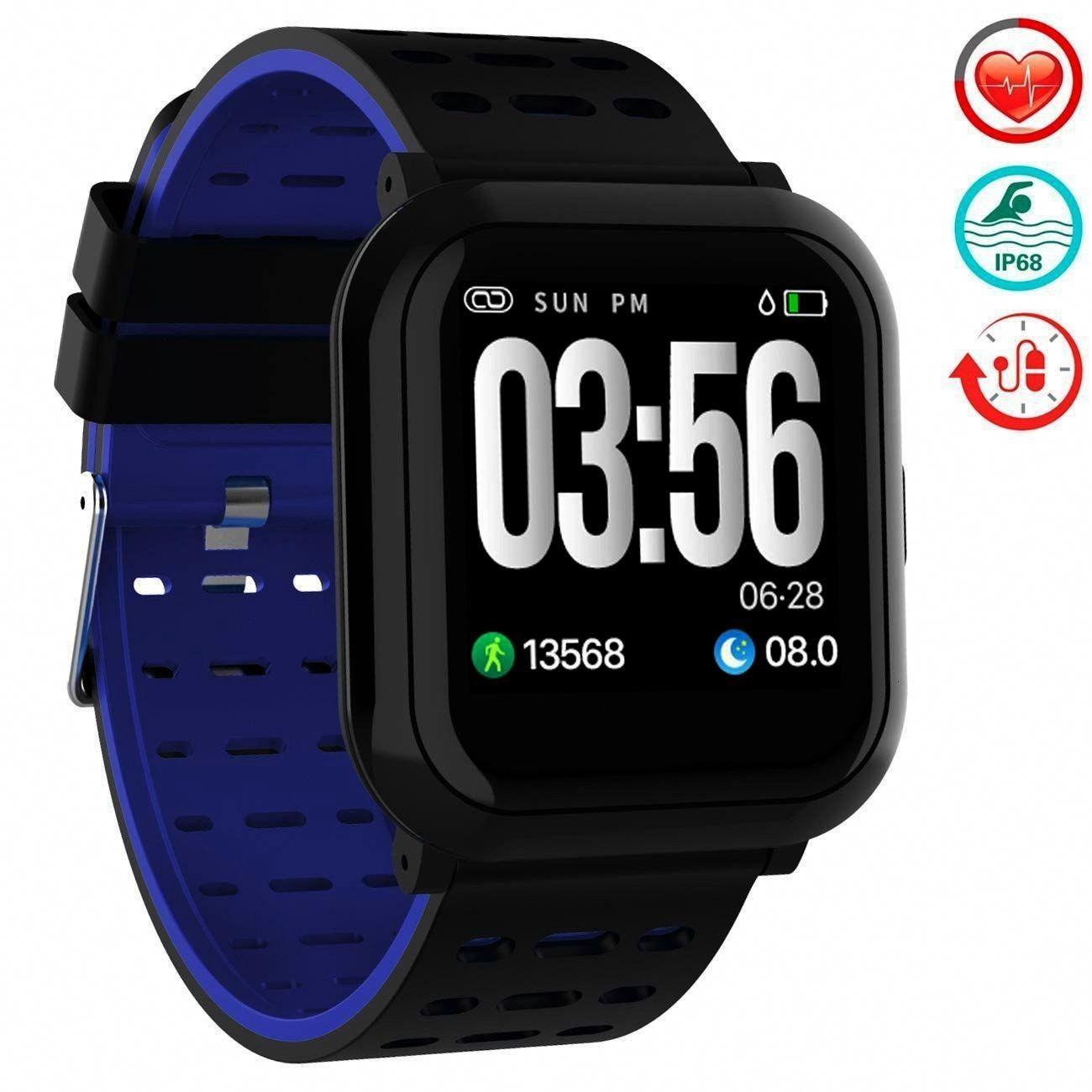 #waterproof #twobefit #activity #fitness #tracker #screen #smart #watch #color #with #13 #wTwobeFit...