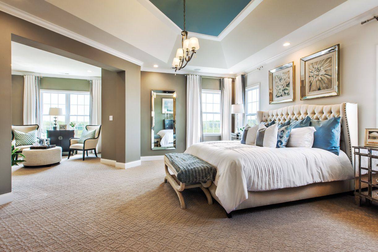 Toll Brothers - America\'s Luxury Home Builder | Bedrooms | Pinterest ...