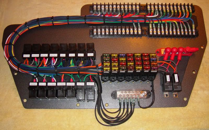 c6f64e61144e6364e21d0a5050b599ef pin by wesner averesch on rally dash pinterest baja bug, rally car fuse box wiring at crackthecode.co