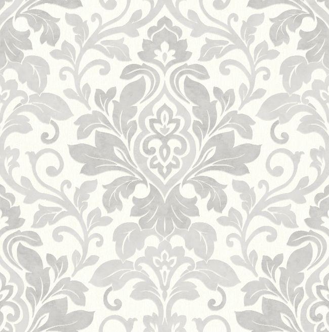 french damask metallic wallpaper - photo #1