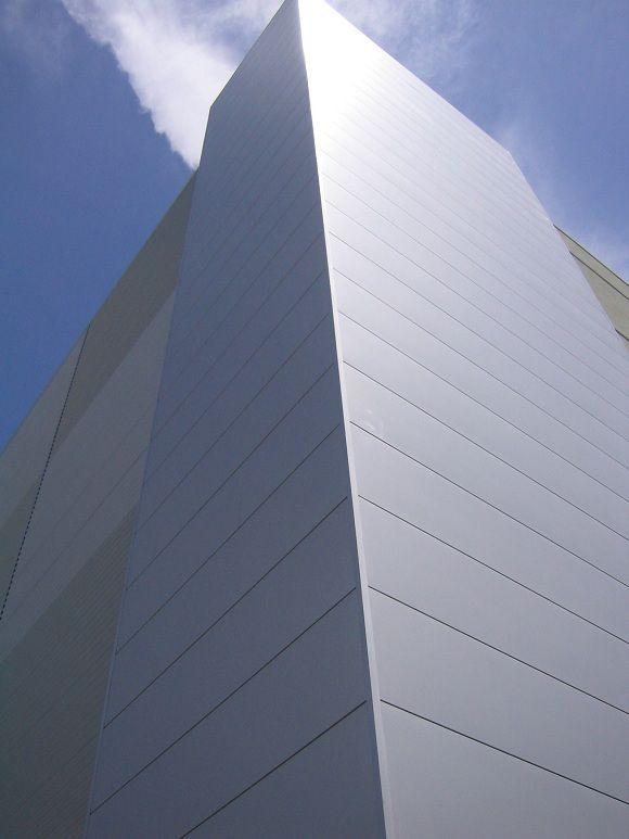 Merveilleux Diamond Head Self Storage Uses A Mix Of Vertical And Horizontal Kingspan  Insulated Metal Panels.
