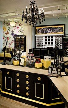 Every girls dream: Butter nail salon at Sea Tac | New Products ...