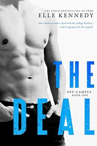 The Deal Review | Elle kennedy, Romance books, Favorite books