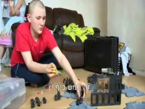 האוטיזם שלי ואני תרגום עברית - YouTube