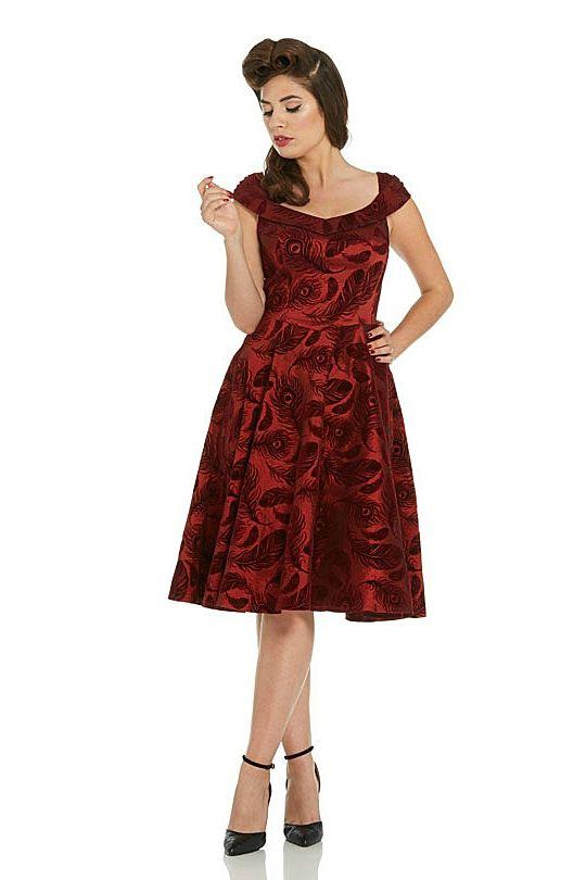 50989324f0 Voodoo Vixen Blair Dress