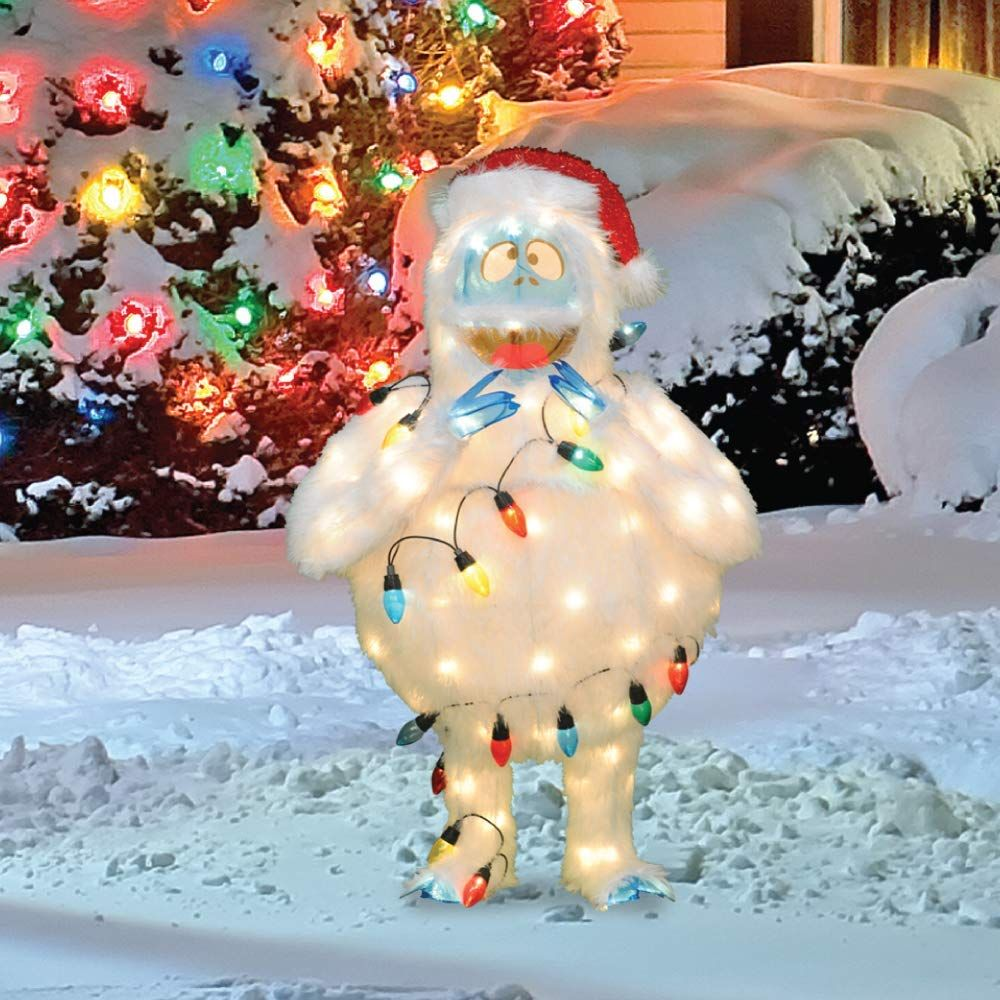 48+ 32 lighted waving santa claus and rudolph christmas outdoor decoration ideas in 2021