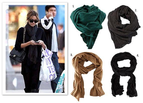 como doblar la bufanda - Buscar con Google