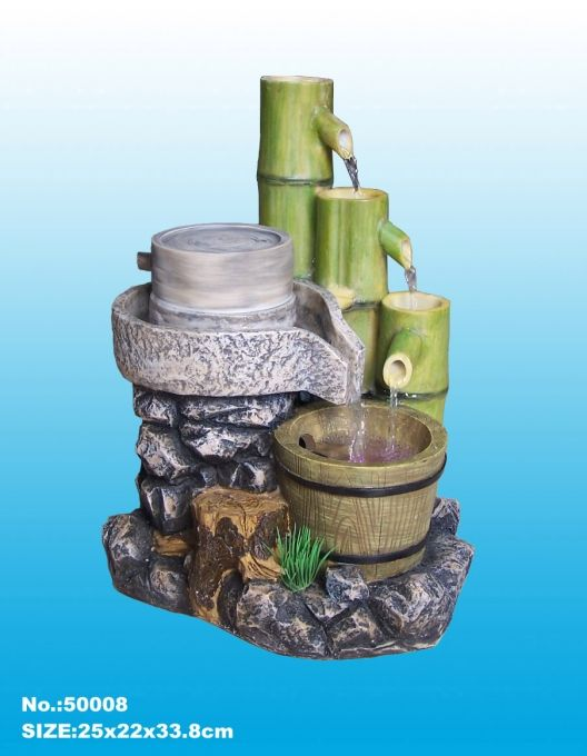 Indoor Water Fountain Parts Indoor water fountain for home indoor fountains pinterest water comes from 2 parts bamboo pile and grinder it is beautiful indoor water fountain for your home workwithnaturefo