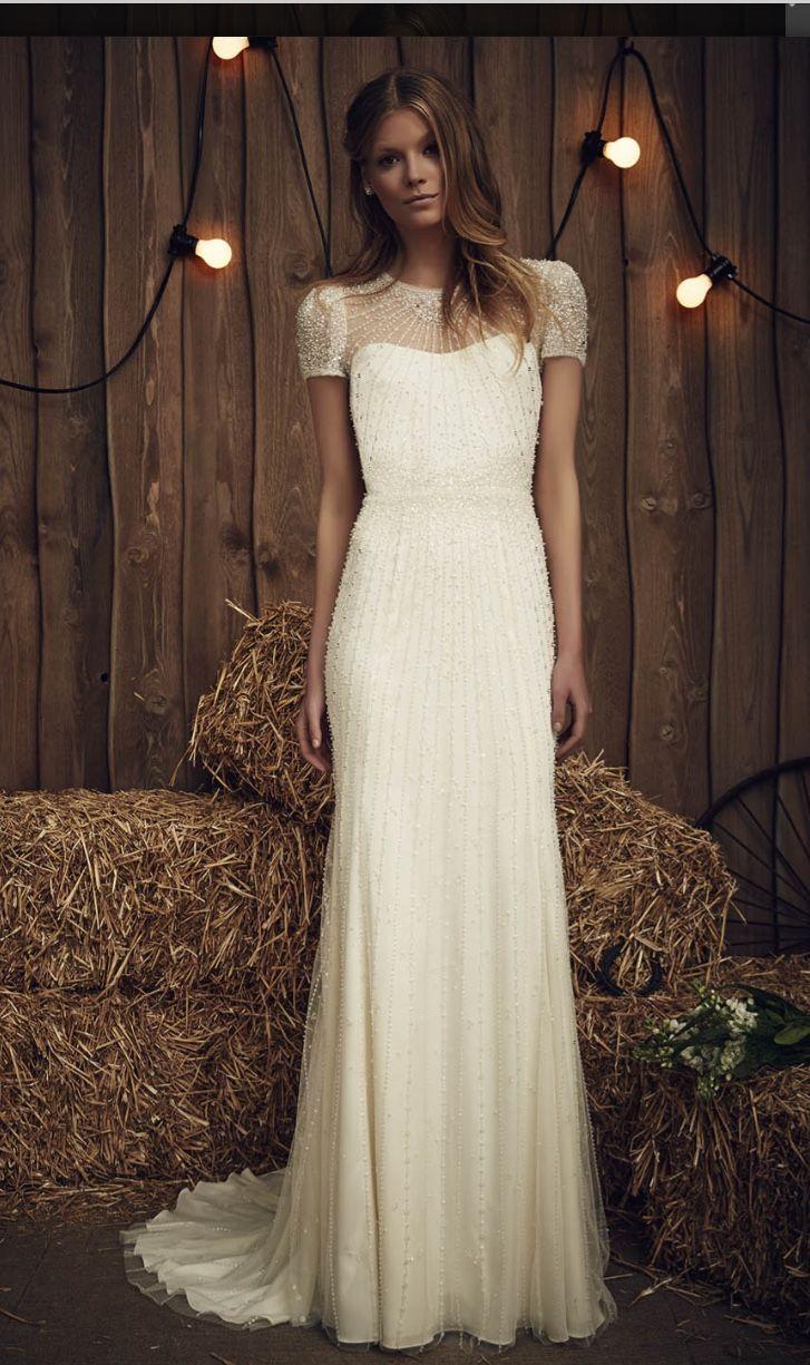 Jenny Packham sample dress.$2,200 (original price $5,680)US 6. This ...