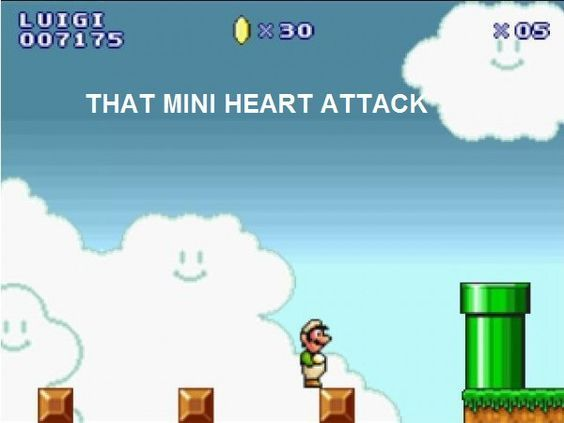 33 Hilarious Funny Images Funnyimages Funnypics Humor Haha Bestmemes Mario Memes Super Mario Memes Funny Memes