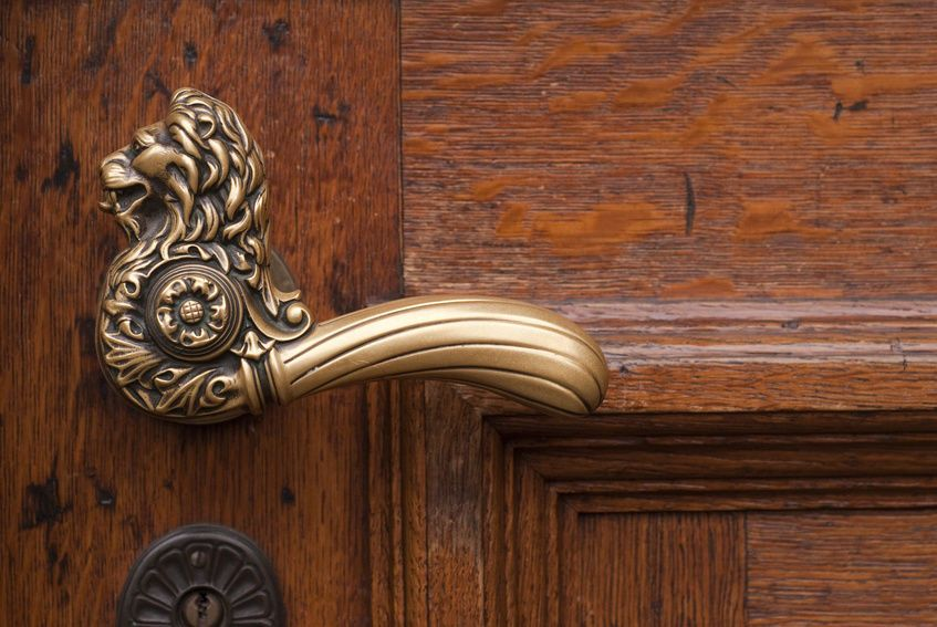 How To Buy Antique Brass Door Handles