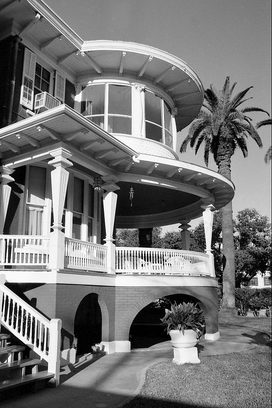 Shot for a brochure back in the 1980's Galveston Island