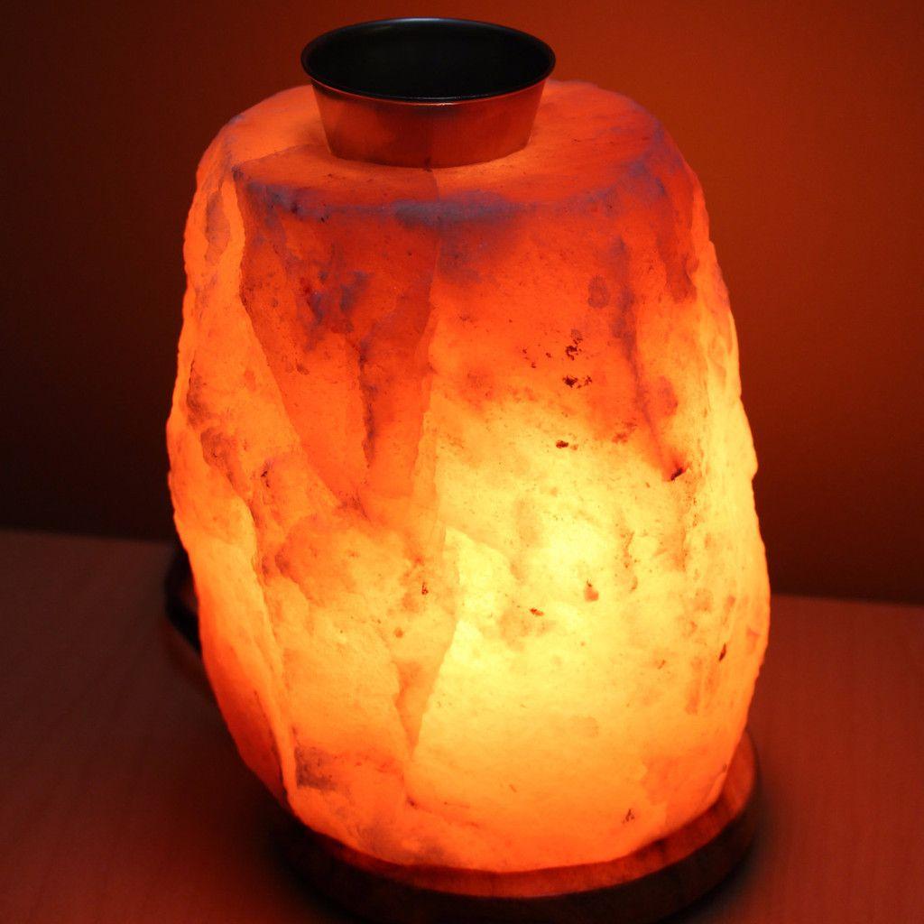 Himalayan Sea Salt Lamp Adorable Himalayan Salt Lamp  Essential Oil Diffuser  Himila¥An Salt £Amps Decorating Inspiration