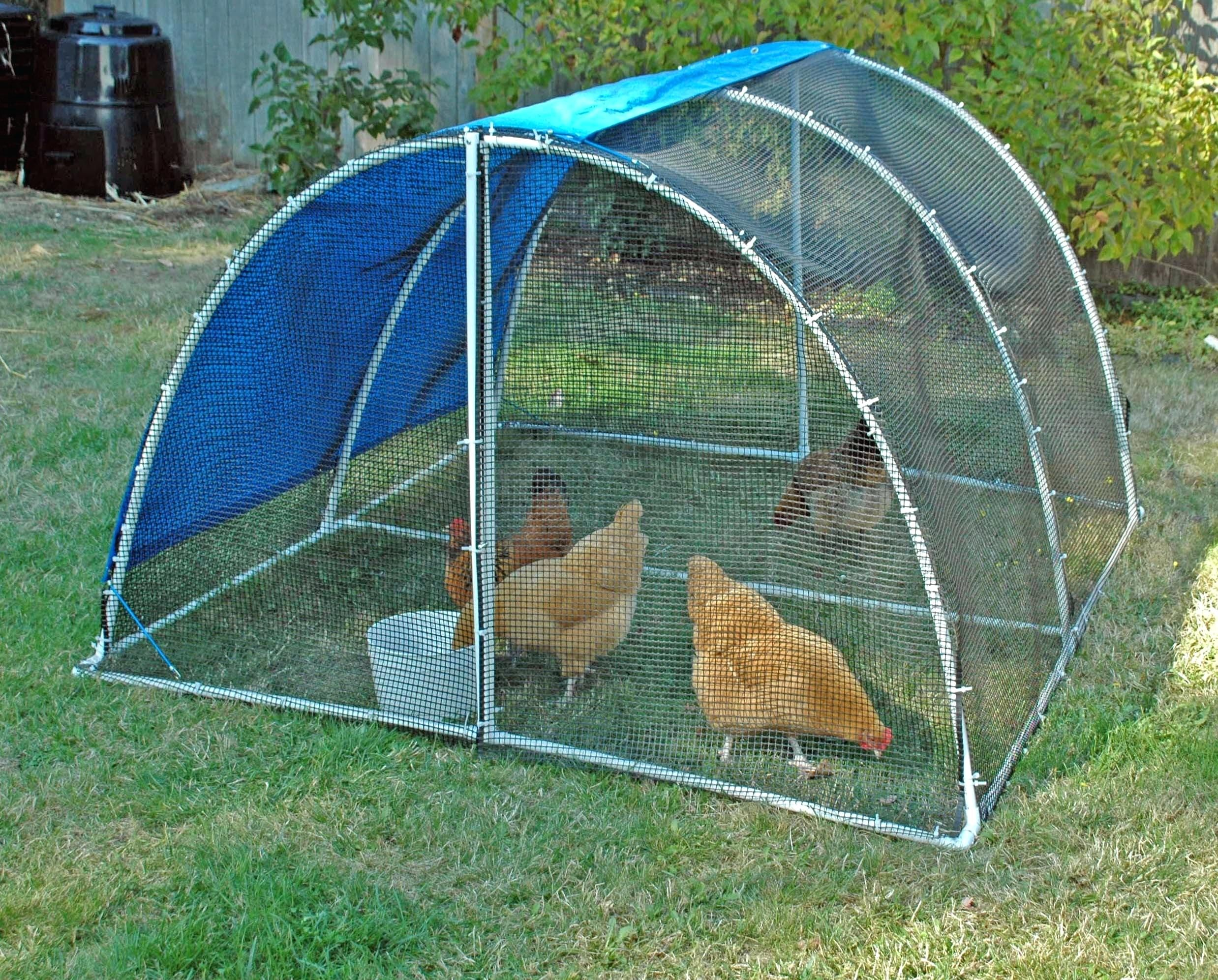 extreme chicken coops give your chickens a field trip with this