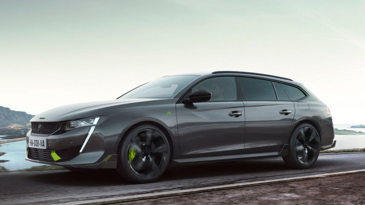 The 508 Sport Engineered Is The Most Powerful Road Car Peugeot S Ever Built Peugeot 508 Peugeot Car