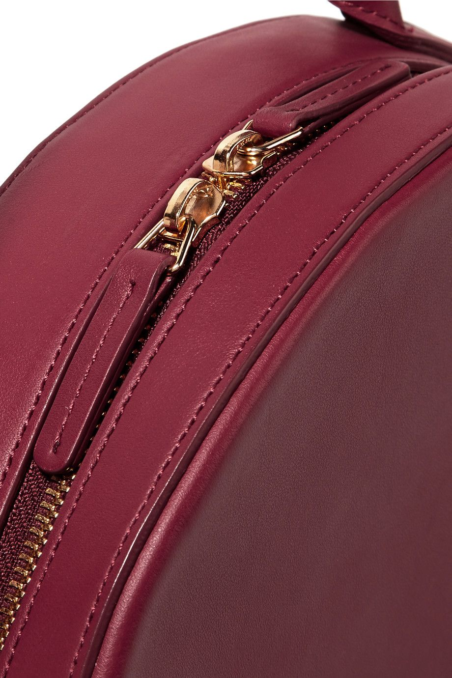 Mansur Gavriel | Circle leather tote | NET-A-PORTER.COM