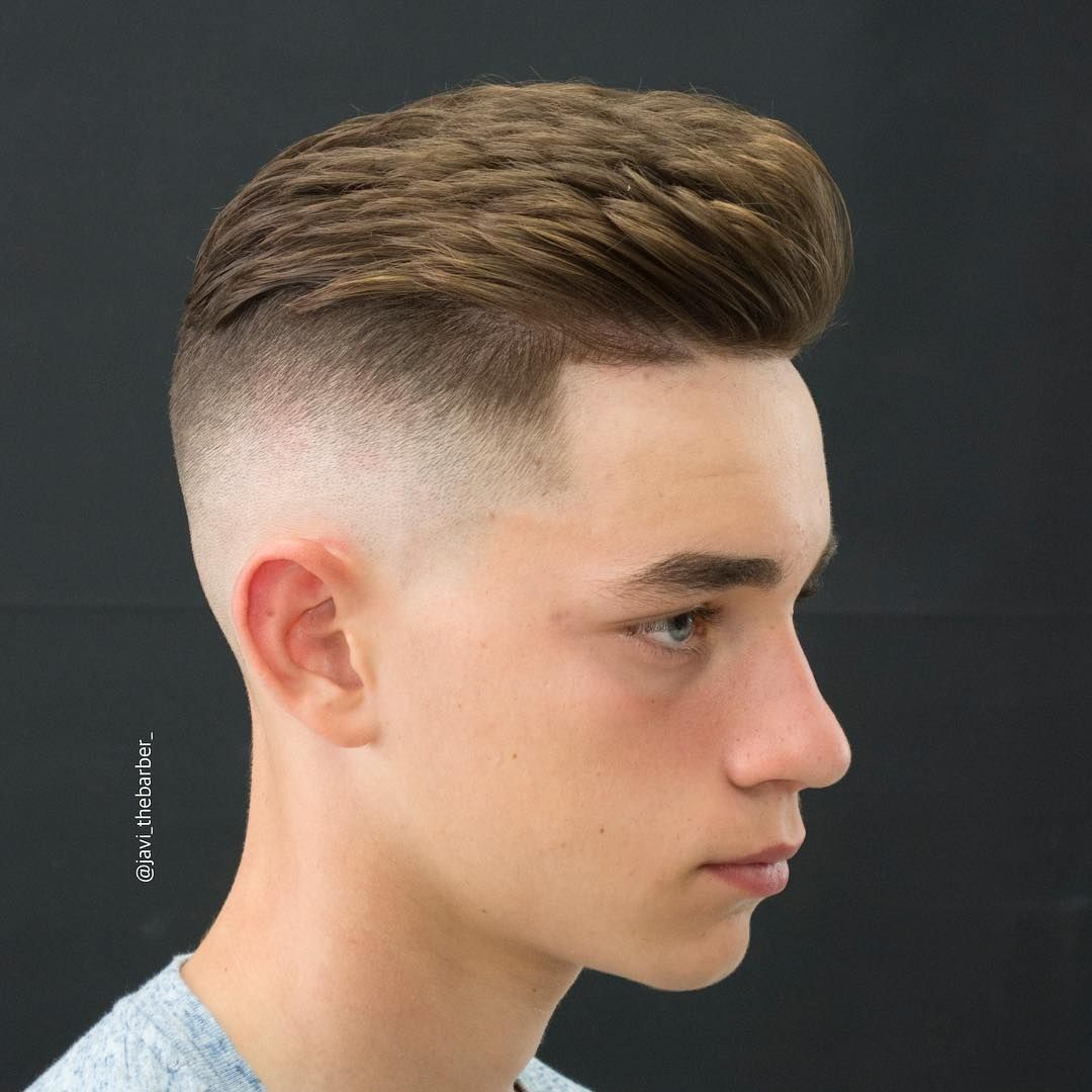 80 New Hairstyles For Men 2017: 80 Best High Fade Haircuts For Men 2017
