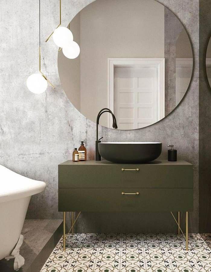43++ Miroir salle de bain rond ideas