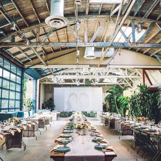 Eclectic Los Angeles Wedding Wedding Venues Indoor Wedding Venue Los Angeles Wedding Los Angeles