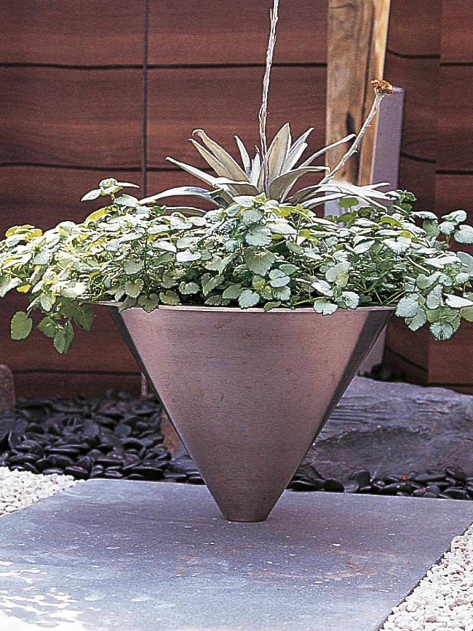 Container Garden Design Property choosing garden containers - container gardening ideas | gardens