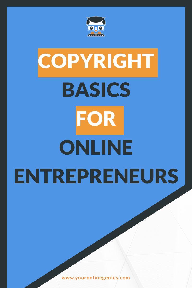 Helping Online Entrepreneurs Handle Their 'Legal Stuff