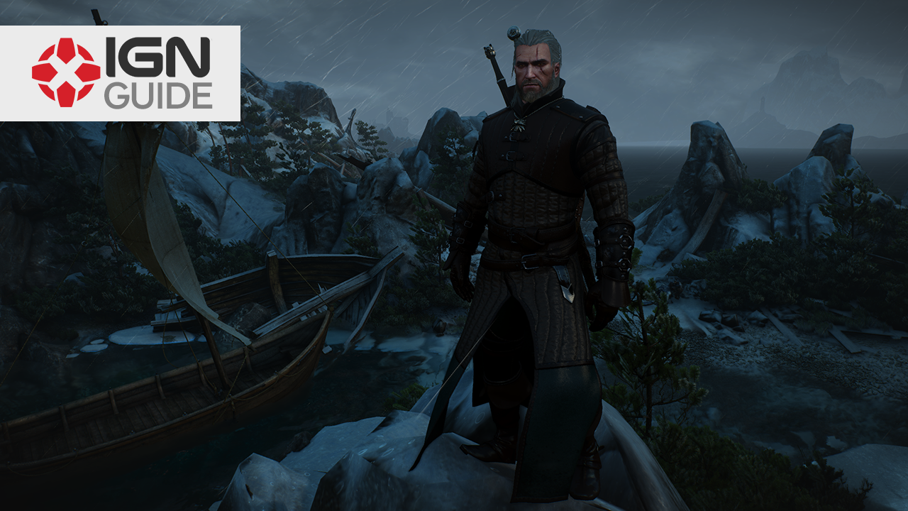 The Witcher 3 Walkthrough Witcher Gear Locations Enhanced Ursine Gear Ign Shows You How To Find All The Diagrams For T The Witcher The Witcher 3 Enhancement