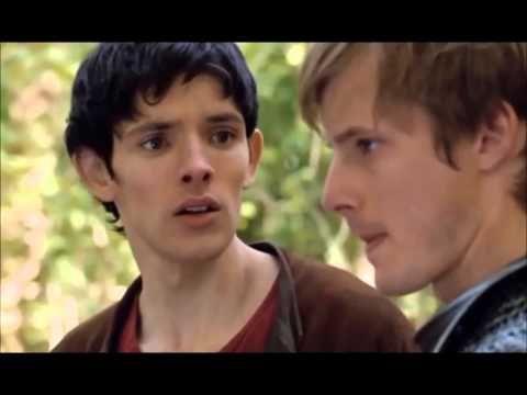 Merlin Funny moments 2x04 ITA Parte1