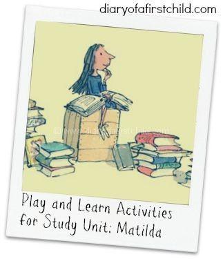 matilda novel free download